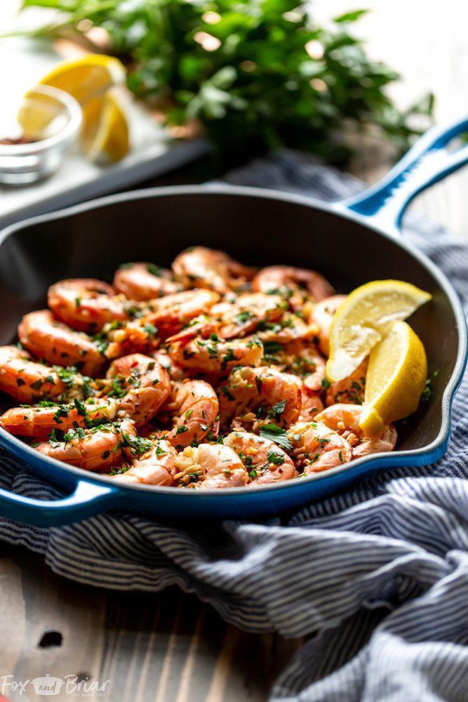 Easy Garlic Butter Shrimp 6 of 9